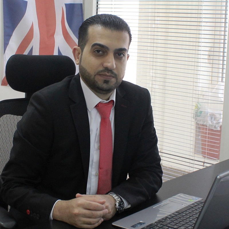 Ahmed Alameri – Operations Manager