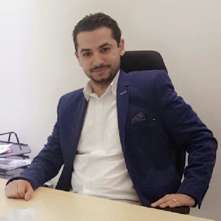 Amer Al-Saleh – Riyadh Office Manager