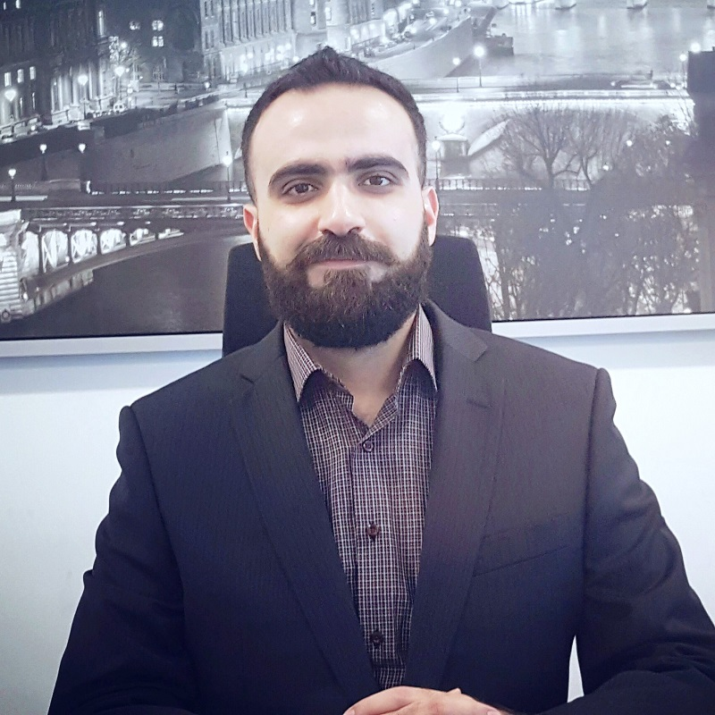 Mr. Saed Qandah – Abu Dhabi Branch Manager